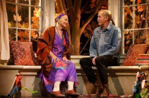 Review Roundup: THE VELOCITY OF AUTUMN Opens on Broadway - All the Reviews!