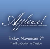 STAGES St. Louis Gears Up for 11th Annual APPLAUSE! Gala Today, 11/9