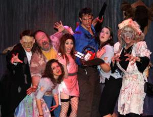 EVIL DEAD THE MUSICAL Comes to Salt Lake City Comic Con, 9/4-6