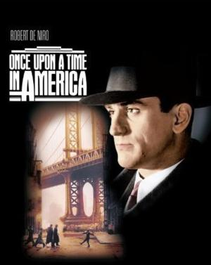 ONCE UPON A TIME IN AMERICA Extended Director's Cut Edition Comes to DVD 9/30