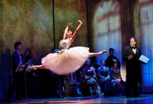 BWW Reviews: Ahrens and Flaherty's LITTLE DANCER Is One to Remember at Kennedy Center