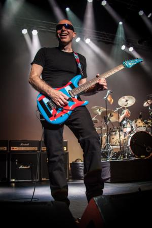 Joe Satriani Announces Special Shows  Celebrating Release of Box Set