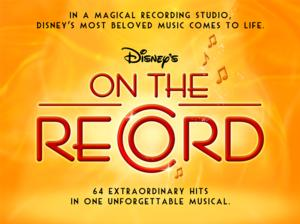 ON THE RECORD Plays White Plains Performing Arts Center, Now thru 6/29