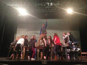 WPPAC Conservatory Theatre Presents RENT School Edition, 4/25-27