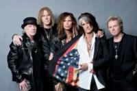AEROSMITH Performs in Boston Today at Band's Historic Apt. on 1325 Commonwealth Avenue