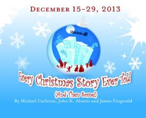 Cincinnati Shakespeare to Present EVERY CHRISTMAS STORY EVER TOLD, 12/16-30