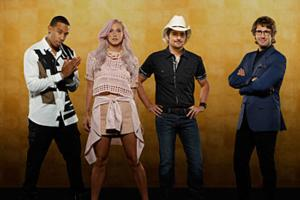 First Contestants Announced for ABC's New Singing Competition RISING STAR