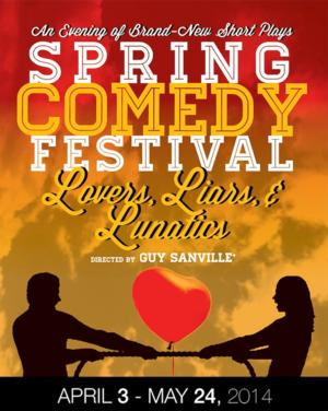 Purple Rose Theatre to Present THE PRTC SPRING COMEDY FESTIVAL: LOVERS, LIARS & LUNATICS, 4/3-5/24