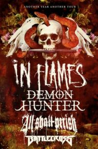 IN FLAMES Tour Comes to the Boulder Theater, 2/10
