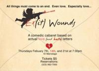 BWW Reviews: EX(IT) WOUNDS Takes a Trashingly Refreshing Look at Real Break-Up Letters