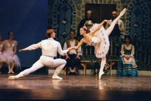 International Ballet Classique Performs Selections From Coppelia At The Pennsylvania Academy Of Fine Arts in Philadelphia