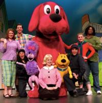 Clifford the Big Red Dog LIVE Comes to Thousand Oaks, 11/1