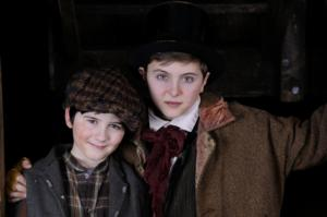 BWW Reviews: Trinity Rep Impresses with Outstanding OLIVER!