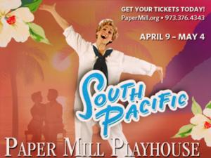 Paper Mill Playhouse Reveals 'Which SOUTH PACIFIC Character Are You?' Quiz
