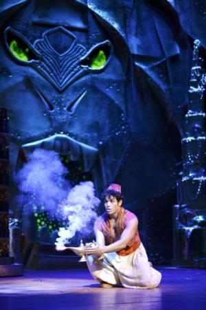 ALADDIN Begins Previews on Broadway Tonight