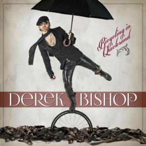 Broadway Cast Album Designer Derek Bishop to Release BICYCLING IN QUICKSAND