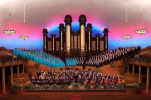 Mormon Tabernacle Choir, RUMC Sanctuary Choir and More Set for AN AFTERNOON WITH MACK WILBERG, 10/27