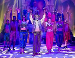 BWW Reviews: ALADDIN AND HIS WINTER WISH Brings Holiday Cheer to Pasadena Playhouse