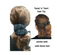 Bella Fashion's Twist 'n' Twirl is the New Must Have Accessory for Thick Hair