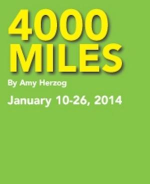 Actors Theatre to Present 4000 MILES, 1/10-26
