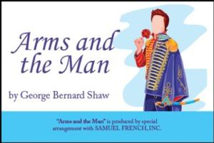 Shaw's ARMS AND THE MAN Coming to Sawyer Center Theater, 6/5-14