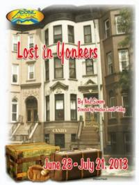 The Adobe Theater to Stage Neil Simon's LOST IN YONKERS, 6/28-7/21