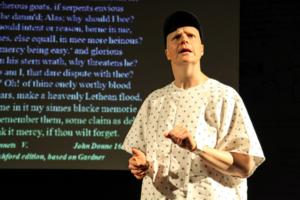 BWW Reviews: AstonRep Theatre Company's Well-acted WIT is Saturated in Sadness