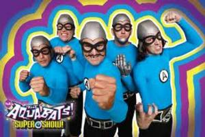 THE AQUABATS! SUPER SHOW! Returns With First of Three Specials 12/21