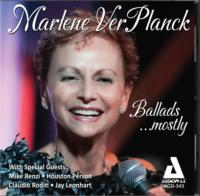 Marlene Ver Planck Celebrates New CD BALLADS...MOSTLY at Shanghai Jazz Tonight