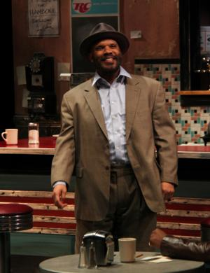 BWW Reviews: TWO TRAINS RUNNING Excels at Round House Theatre