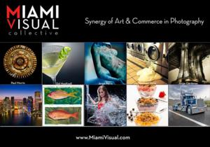 Miami Visual Collective Hosts SYNERGY OF ART & COMMERCE IN PHOTOGRAPHY Gala Tonight