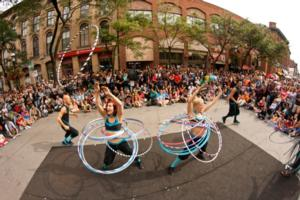 Dates Announced for 15th Annual Scotiabank BuskerFest, 8/21-24
