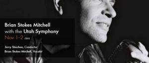 Brian Stokes Mitchell Sings the Classics with Utah Symphony Tonight
