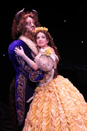 Disney's BEAUTY AND THE BEAST Returns to Segerstrom Center, Now thru 1/19