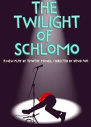 BWW Reviews: THE TWILIGHT OF SCHLOMO Proves Redemption is Always Within Your Grasp