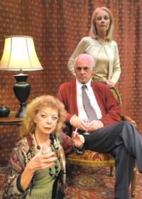 Palm Beach Dramaworks Presents Albee's A DELICATE BALANCE, 12/7-1/6; THE STAGES OF EDWARD ALBEE, 1/8