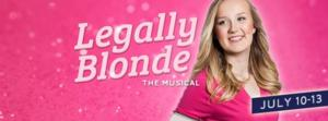 Wavestage Theatre to Present LEGALLY BLONDE THE MUSICAL, 7/10-13