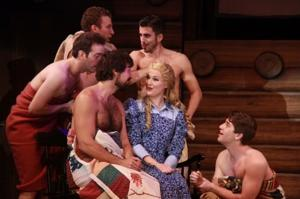 BWW Reviews: SEVEN BRIDES FOR SEVEN BROTHERS is a Dance ...