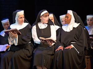 Sister Act Delivers -- Guest Critic Anne Shoemaker