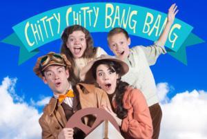 CHITTY CHITTY BANG BANG Begins 6/17 at The Coterie