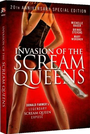 INVASION OF THE SCREAM QUEENS Coming to DVD 6/17