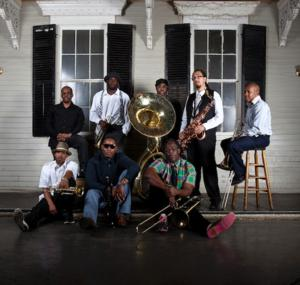 Rebirth Brass Band New Album 'Move Your Body Out 6/24