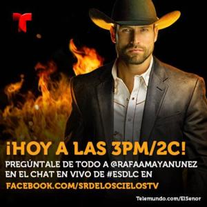 Telemundo to Premiere Second Season of EL SENOR DE LOS CIELOS, 5/26