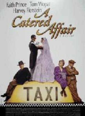 Harvey Fierstein and John Bucchino's A CATERED AFFAIR to Make UK Premiere at London Theatre Workshop, 3-21 June