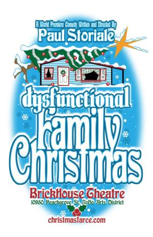 BrickHouse to Present DYSFUNCTIONAL FAMILY CHRISTMAS, 11/30-12/21