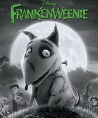 Disney's FRANKENWEENIE Comes to Blu-ray/DVD & On Demand Today