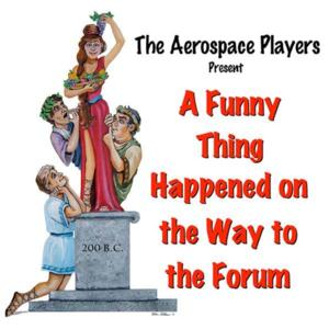 BWW Reviews: A FUNNY THING HAPPENED ON THE WAY TO THE FORUM Promises Comedy Tonight and Delivers it Full Force