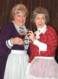 Beef & Boards Dinner Theatre Kicks Off 40th Season With ARSENIC & OLD LACE, Now thru 2/3
