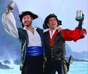 Lamplighters to Tour THE PIRATES OF PENZANCE this August