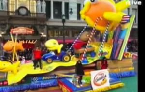 STAGE TUBE: Fifth Harmony Performs 'Better Together' on the Thanksgiving Day Parade